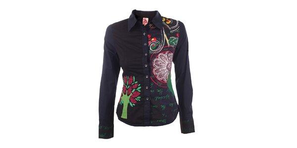 Dámská barevná košile DY Dislay Design