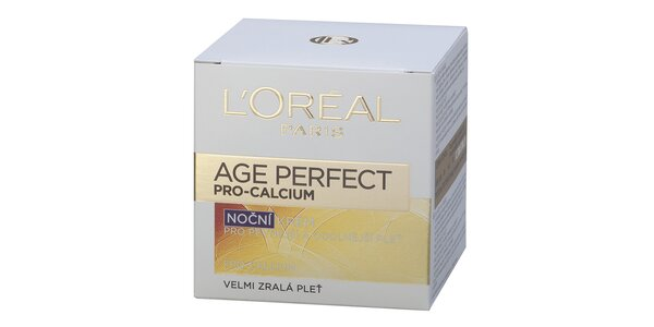 DERMO-EXPERTISE AGE RE-PERFECT noční krém 50 ml
