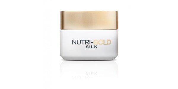 DERMO-EXPERTISE NUTRI-GOLD SILK denní krém50 ml