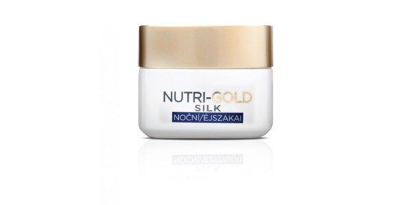 DERMO-EXPERTISE NUTRI-GOLD SILK noční krém50 ml