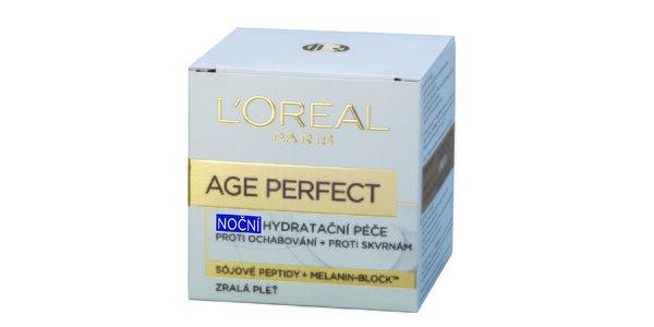 DERMO-EXPERTISE AGE PERFECT noční krém 50 ml