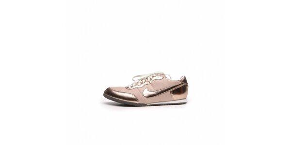 Dámské bronzové tenisky Nike