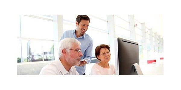 Kurz sociálních sítí pro seniory