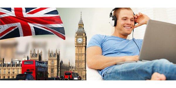 Online kurz angličtiny v délce až 36 měsíců!