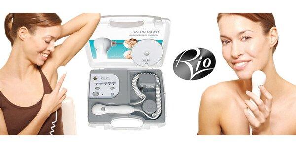 Laserový depilátor pro domácí užití