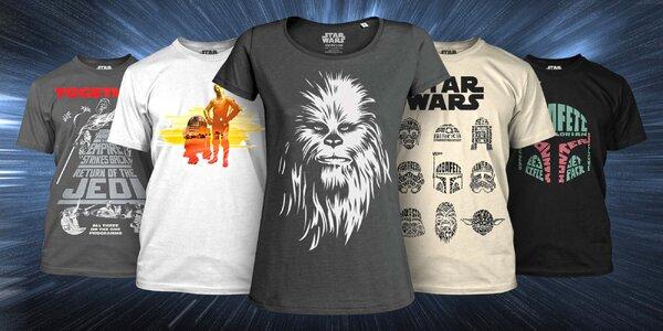 Oblečení Star Wars pro děti, dámy i pány: 15 druhů