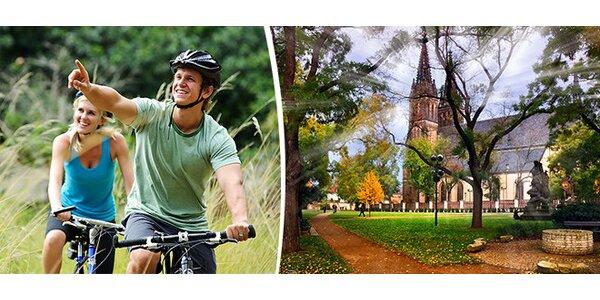 Půjčení kola na celý den na vyjížďky Prahou či po vlastní trase