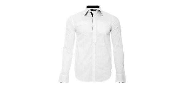 Bílá Slim Fit košile