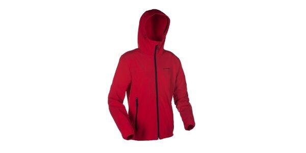 Pánská červená softshellová bunda Envy