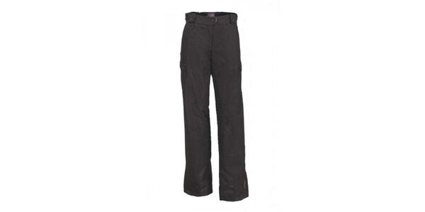 Dámské černé dvouvrstvé zimní kalhoty Envy