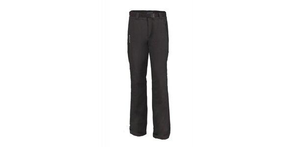 Pánské černé dvouvrstvé zimní kalhoty Envy