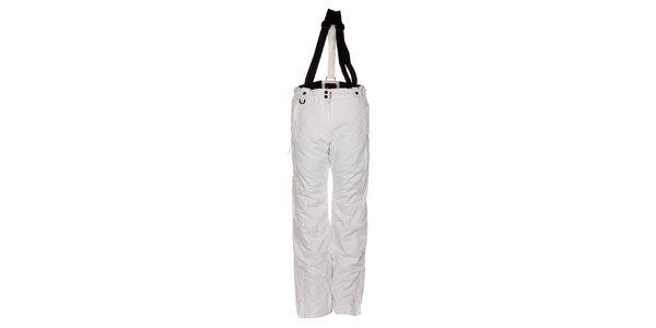 Dámské bílé lyžařské kalhoty Envy