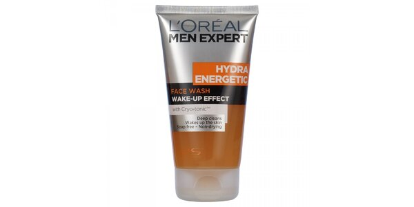 MEN EXPERT HYDRA ENERGETIC čistící gel 150ml