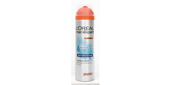 MEN EXPERT gel na holení proti podráždění pokožky 200ml