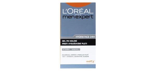 MEN EXPERT hydratační gel po holení 24H 100ml