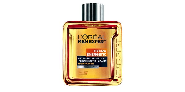 MEN EXPERT HYDRA ENERGETIC voda po holení High Power 100ml