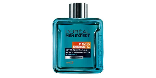 MEN EXPERT HYDRA ENERGETIC voda po holení Ice Impact 100ml