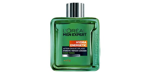 MEN EXPERT HYDRA ENERGETIC voda po holení Pure Tonic 100ml