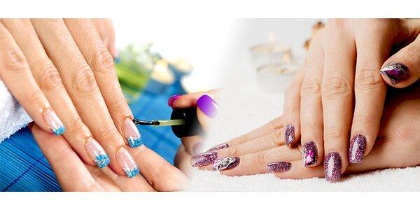Luxusní gelová úprava ORLY přírodních nehtů