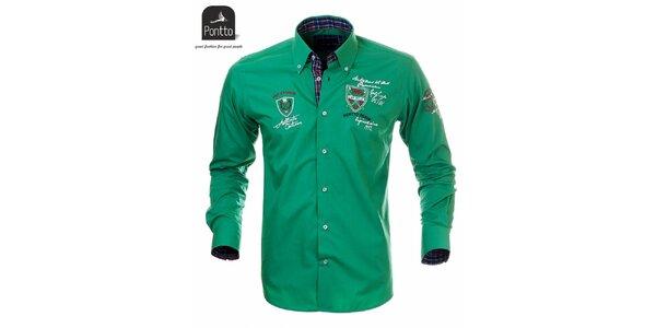 Moderní košile z dílny Pontto