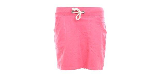 Dámská růžová sukně Exe Jeans