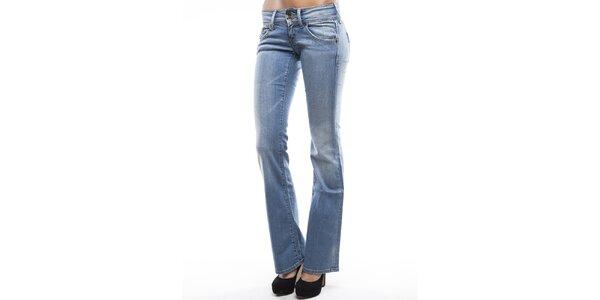 Dámské modré džíny do zvonu Tommy Hilfiger