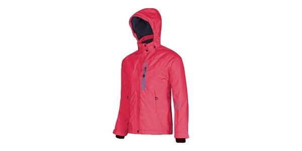 Dětská růžová lyžařská bunda Husky