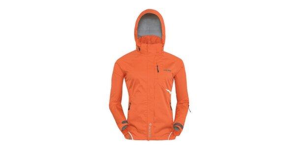 Dámská oranžová funkční bunda Husky