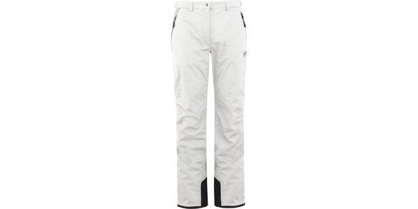 Dámské bílé lyžařské kalhoty Husky