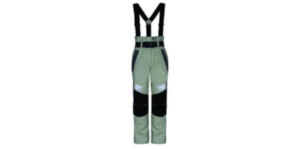 Dámské béžové membránové kalhoty Husky