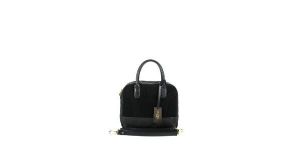 Dámská černá kufříková kabelka Joysens