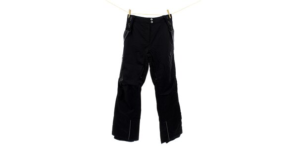 Dámské antracitové lyžářské kalhoty Hannah