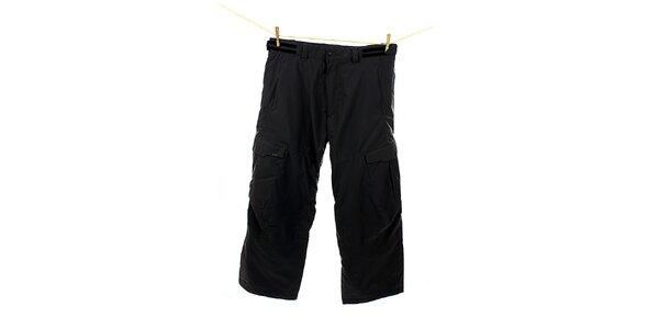 Pánské tmavě šedé snowboardové kalhoty Hannah