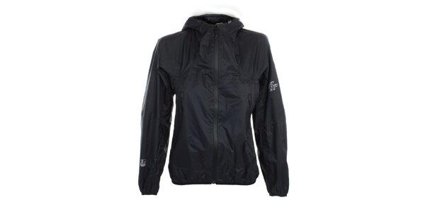 Dámská černá membránová bunda Hannah s obalem