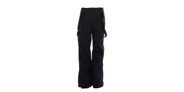 Dámské černé sportovní kalhoty s membránou Hannah