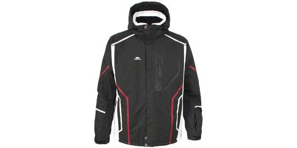 Pánská černá lyžařská bunda Trespass