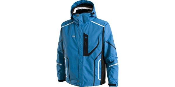 Pánská modrá lyžařská bunda Trespass