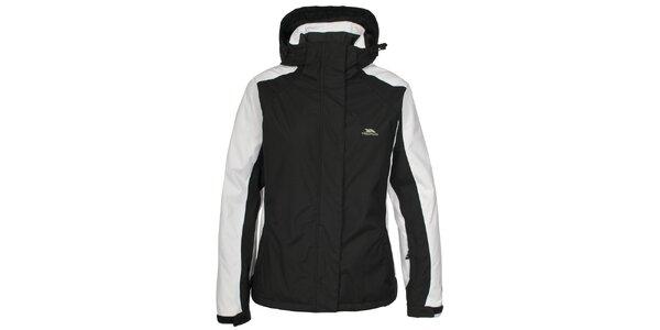Dámská černo-bílá funkční bunda Trespass