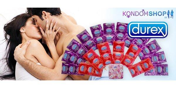 Maxi balíčky značkových kondomů