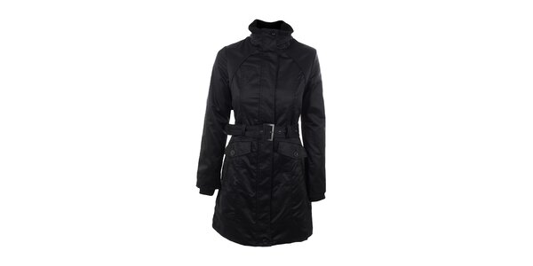 Dámský černý kabát Company&Co