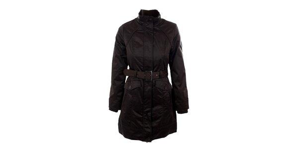 Dámský hnědý kabát Company&Co