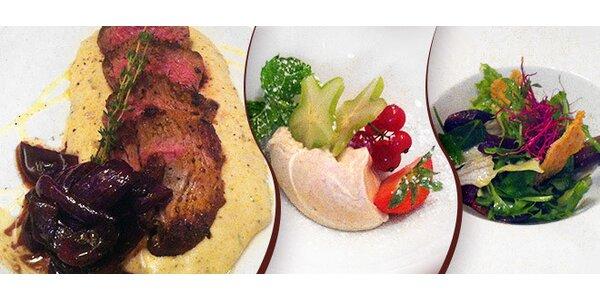 Podzimní degustační menu v Koras restaurant