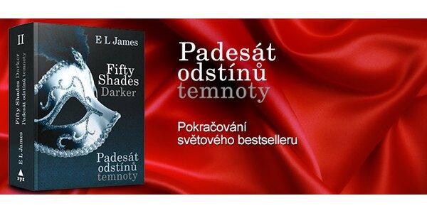 Bestseller Padesát odstínů temnoty