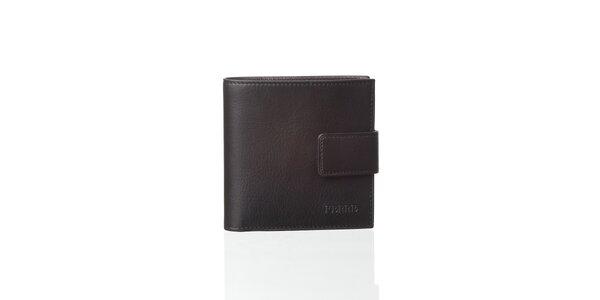 Černá kožená peněženka Gianfranco Ferré