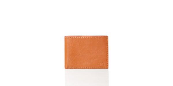 Velbloudí kožená peněženka Gianfranco Ferré