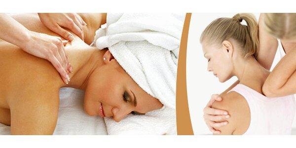 60minutová sportovní a rekondiční masáž citrusovým olejem značky Sixtus dle…