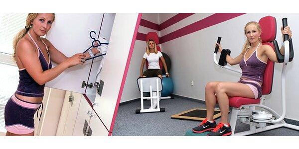 Měsíční permanentka na kruhový trénink pro ženy