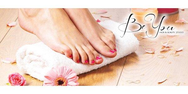 Suchá pedikúra pro zdravé a lehké nohy