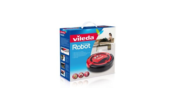 Čistící ROBOT