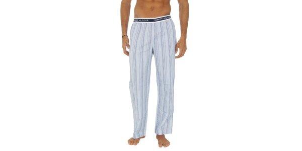 Pánské pruhované pyžamové kalhoty Tommy Hilfiger